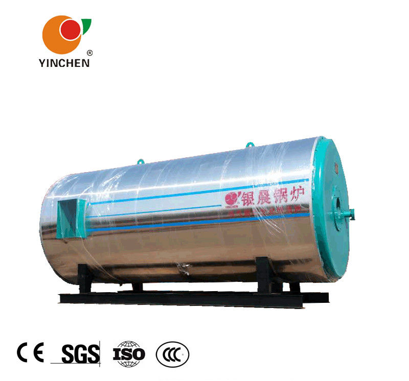 YYW Series Thermal Oil Boiler Gas Oil Fired Organic Heat Carrier Furnace
